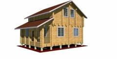 House-108m2 (double minibar)