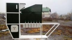 Сепаратор очистки и калибровки зерна ИСМ 20