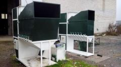 Сепаратор очистки и калибровки зерна ИСМ 30
