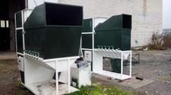 Сепаратор для очистки и калибровки зерна ИСМ 50
