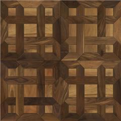 The modular parquet from a nut European, (307)