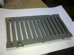 Grid, hatch, drain inlet, furring,