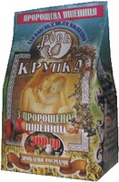 Krupka from germinated wheat 0,3kg (100% a natural