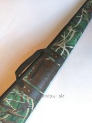 Cover for the gun of 110 cm., 120 cm., 130 cm.,