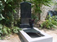 Комплект гранітного пам'ятника