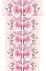 Slider - design for nails No. 239