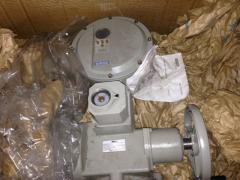 Electric drives AUMA SA07.1-F10, SIPOS 5 Flash,