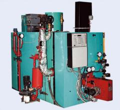Copper steam KPA-04 (KP-0,4G - on natural gas)