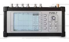 Digital impulse reflectometer RIF-7