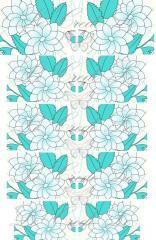 Slider - design for nails No. 271