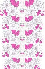 Slider - design for nails No. 272