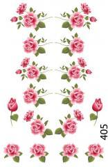 Slider - design for nails No. 405