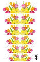 Slider - design for nails No. 448
