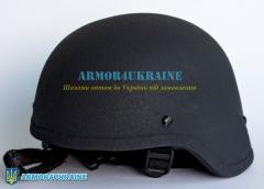 Bulletproof kevlar helmet MICH helme