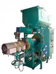 Extruder of EV-350 70 Bron