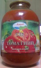 Tomato juice, juice vegetable, Ukraine