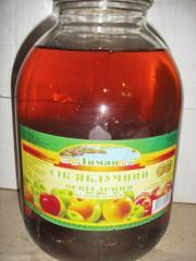 The apple juice clarified Ukraine