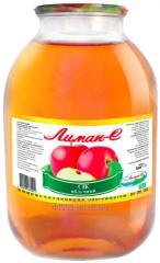 Сок яблочный осветленный, Украина