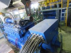 Cogeneration DEUTZ/MWM TCG 2020 V16 installation