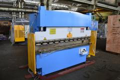 Hydraulic bending machine LG series