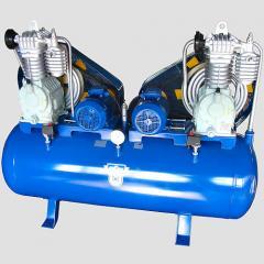 Piston compressors electric KM1, K1, K12, K29,