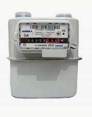 Counters of Metrix 1,6 and 1,6T gas. Price: G1,6 -