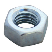 Nut galvanized M14