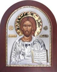 Icon a tree Christ Christ Redeemer -