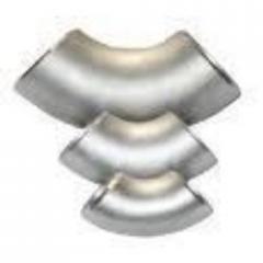 Отвод стальной оцинкованный