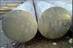Титановый круг диаметр18-150,материал ВТ1-0