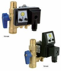 Kondensatootvodchik electronic timer TD16S