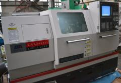 Screw-cutting lathes with CNC SAK3665ci + 6 pos Siemens