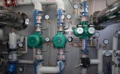 Setchiki of accounting of water, MGM-UA gas, heat