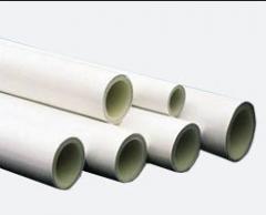 Plastic (PEX) pipes