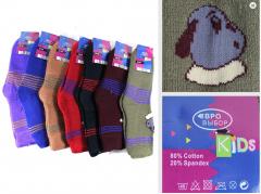 Socks children's EUROS choice of a makhr of