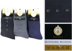 Socks man's Diana of a makhr of NM-E-019Z