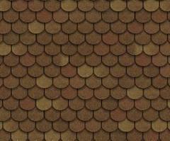 Tile bituminous Shinglas of the Tango autumn