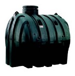 CU-CHU series Elbi tanks — cylindrical horizontal