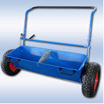 The cart - the SPEKTRUM TD batcher - 800/1000