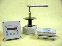 Flowmeter - the VG-1 gas counter.