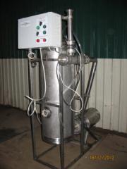 UOP-1 milk deaerator