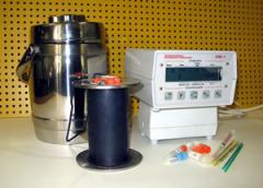 Laboratory zamorazhivatel mobile ZPM-1