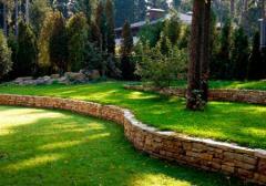 Дорожки садовые, парковые дорожки