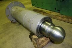 Hydraulics nodes for the mining equipment,