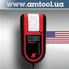 Battery tester with printer, SNAP-ON United States
