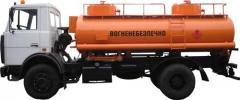 Автоцистерна АЦ-10-533702М