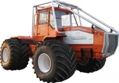 The XTA-200-07 tractor timber industry the