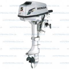 Лодочный мотор Honda BF 5 AK2 SBU