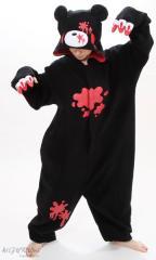 Пижама кигуруми медведь гризли