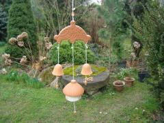 Ceramic charms souvenirs
